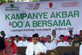 Ma'ruf Amin: Jokowi siap berdebat