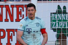 Ditahan imbang Freiburg 1-1, Muenchen dikudeta Dortmund