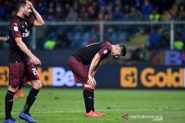 Milan tersungkur ketika bertandang ke markas Sampdoria