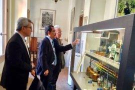Asosiasi pengolah aromatik Perancis berminat investasi atsiri Indonesia