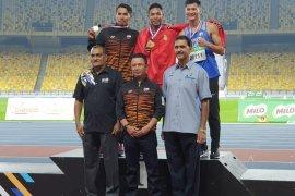 Lalu Muhammad Zohri raih emas di Malaysia Open