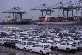 Ekspor Toyota Indonesia tetap tumbuh meski ekonomi dunia melambat