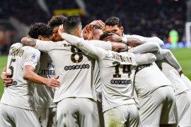 PSG kunci gelar juara akibat hasil pertandingan Lille