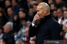 Hasil-klasemen Liga Spanyol, bulan madu kedua Zidane-Madrid berlanjut