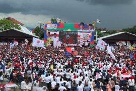 Jokowi dapat dukungan tentara soal kekuatan TNI