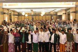 "Dukung Jokowi-Ma'ruf, ulama Jatim canangkan ""Rabu Putih"""