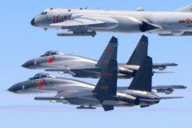 Jet tempur China mendekat ke Taiwan, ketegangan relasi meningkat
