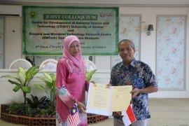 EMTech Universiti Putra Malaysia-CDAST Unej  kerja sama riset