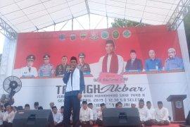 20.000 warga Binjai dengarkan ceramah UAS