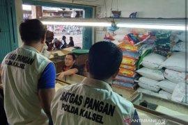 Tim Satgas Pangan monitoring stok dan harga Bapokting