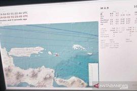 Gempa Magnitudo 3,0 terjadi di Sumenep, Jawa Timur