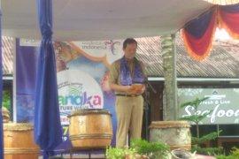 """Sekda Babel buka """"Bangka Culture Wave"""" 2019 (video)"""
