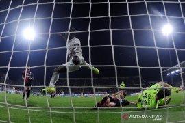 Moise Kean cetak gol bantu Juventus tundukkan Cagliari