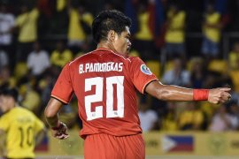 Persija telan kekalahan perdana di Piala AFC