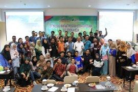 Dialog perkawinan muda dan jaminan sosial di Rakerwil AMSI Kalbar