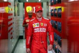 Mick Schumacher merasa nyaman dengan Ferrari