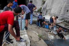 Penderitaan rakyat Venezuela tambah parah karena kekurangan air bersih