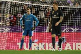 Navas atau Courtois yang bakal terdepak dari Real Madrid
