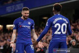 Cocok dengan Lampard, Giroud optimis dengan prestasi Chelsea musim depan