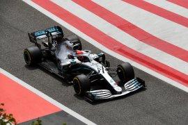 Russell buktikan yang tercepat di belakang kemudi Mercedes di Bahrain