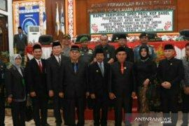 Toni Purnama pimpin paripurna PAW sisa jabatan anggota DPRD Babel