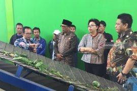Pusat daur ulang sampah di Kota Malang mulai beroperasi