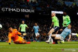 Manchester City kembali ke puncak klasemen Liga Inggris