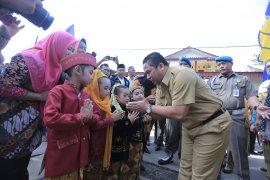 Posyandu Teratai 2 Neglasari wakili Banten  pada lombat nasional