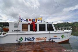 Lombok Barat miliki klinik apung