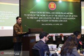 Di Bali, ASEAN susun rencana kerja cegah radikalisasi