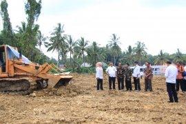 Korban terdampak tsunami Pandeglang dapat bantuan dana huntap Rp50 juta