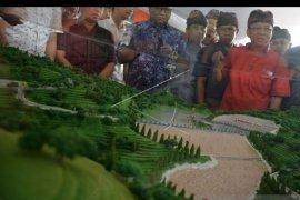 Pembangunan Bendungan Sidan Bali rampung 2021