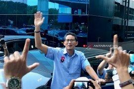 Sandiaga: kondisi fisik Prabowo prima