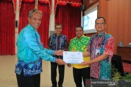 Bank Kalsel sumbang Rp100 juta HUT Banjarbaru