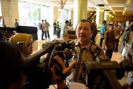 Sekda Jabar serahkan formulir berita Plh Wali Kota Bogor