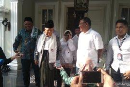 Giliran Kyai Ma'ruf Amin kampanye terbuka di Bogor