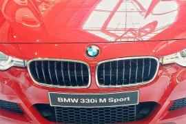 BMW Korsel tarik 94 persen kendaraan akibat kebakaran mesin
