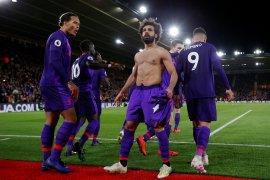Liverpool kembali puncakI Liga Inggris setelah tekuk Southampton 3-1