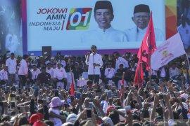 Kampanye akbar, Jokowi janjikan jembatan dari Batam ke Bintan