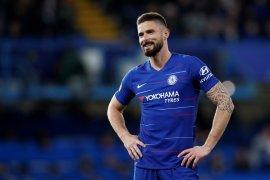Chelsea akan perpanjang kontrak Giroud