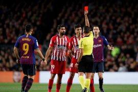 Dapat Kartu Merah, inilah yang Diego Costa ucapkan kepada wasit
