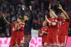 Bola Liga Jerman, Muenchen kembali ambil alih puncak