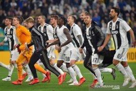 Hasil dan klasemen Liga Italia, Juventus juara bila Napoli kalah