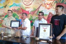 "Kafe ""70 persen fahrenheit"" Bali promosikan kopi angklung kepada wisman"