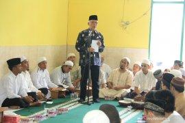 Bupati peringati Isra Mi'raj bersama warga binaan Rutan Barabai