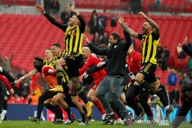 Ini Ringkasan hasil Piala FA, Watford tantang Manchester City di final