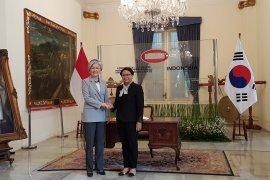 Indonesia-Korsel berkomitmen percepat perjanjian  CEPA