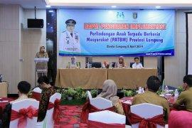 Dinas PPPA Lampung Perkuat Perlindungan Anak Dengan Gerakan PATBM