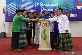 Majelis taklim di Gorontalo deklarasi dukung Jokowi-Amin