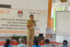 RSJ-KPU Bangli sosialisasikan pemilu kepada disabilitas mental